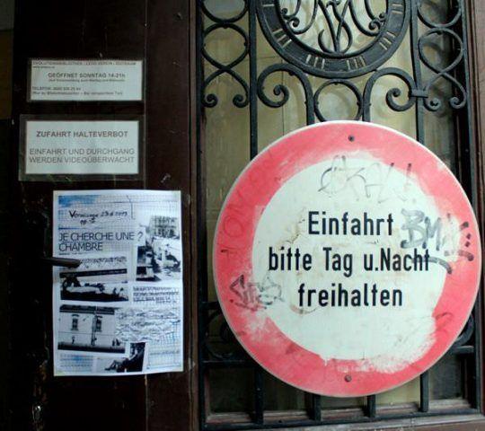 Je cherche un chambre, bis 23.7.2013 im Zeitraum im MachWerk.