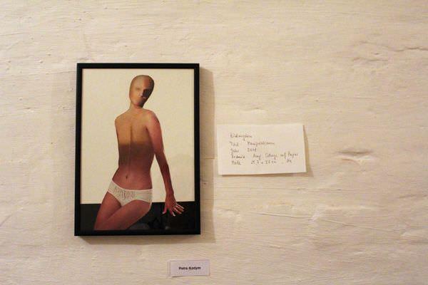 Petra Kodym, Manipulation, 2013, Installationsfoto: Alexandra Matzner.