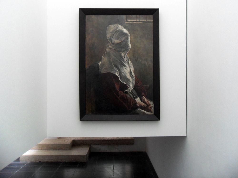 Markus Schinwald, Installation im Österreich-Pavillon auf der Biennale von Venedig 2011; Foto: Alexandra Matzner.
