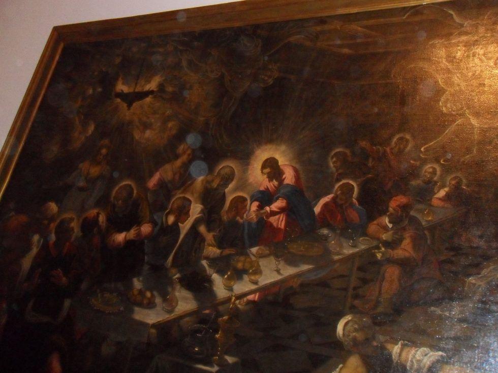 Jacopo Robusti genannt Tintoretto, Die Erschaffung der Tiere (The Creation of the Animals), 1550-1553, Gallerie dell'Accademia, Venezia, Courtesy of Ministero per i Beni e le Attività Culturali (MIBAC) ; Foto: Alexandra Matzner.