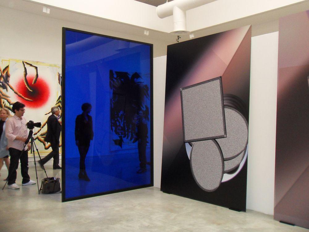 DAS INSTITUT, Installationsansicht Biennale 2011; Foto: Alexandra Matzner.