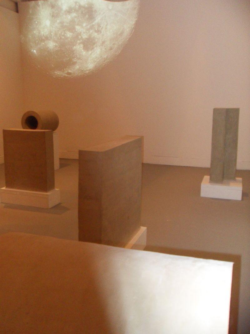 Peter Fischli & David Weiss, Installationsansicht Biennale von Venedig 2011; Foto: Alexandra Matzner.