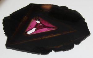Roger Caillois (1913-78), Mineralien auf der Biennale, Installationsfoto: Alexandra Matzner.