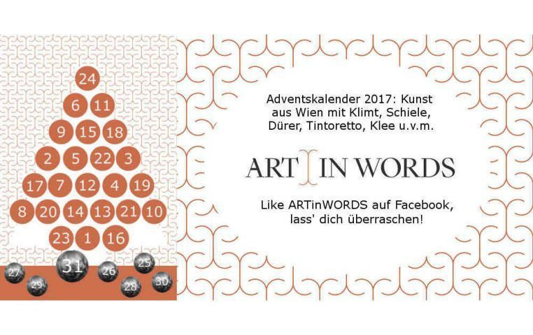 ARTinWORDS Adventskalender 2017, FB