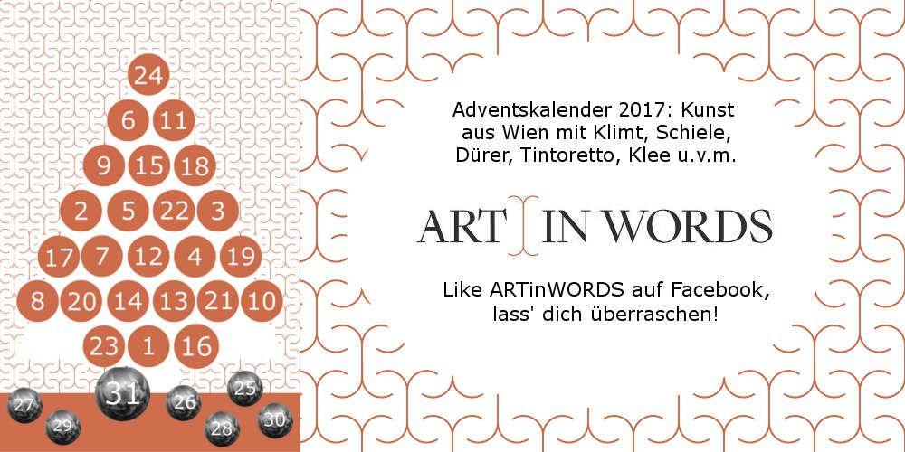 ARTinWORDS Adventskalender 2017, Vorschaubild