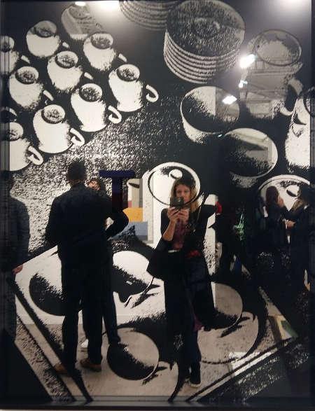 Adam Pendleton bei Pace © Künstler und Galerie, Foto: Eva Pakisch