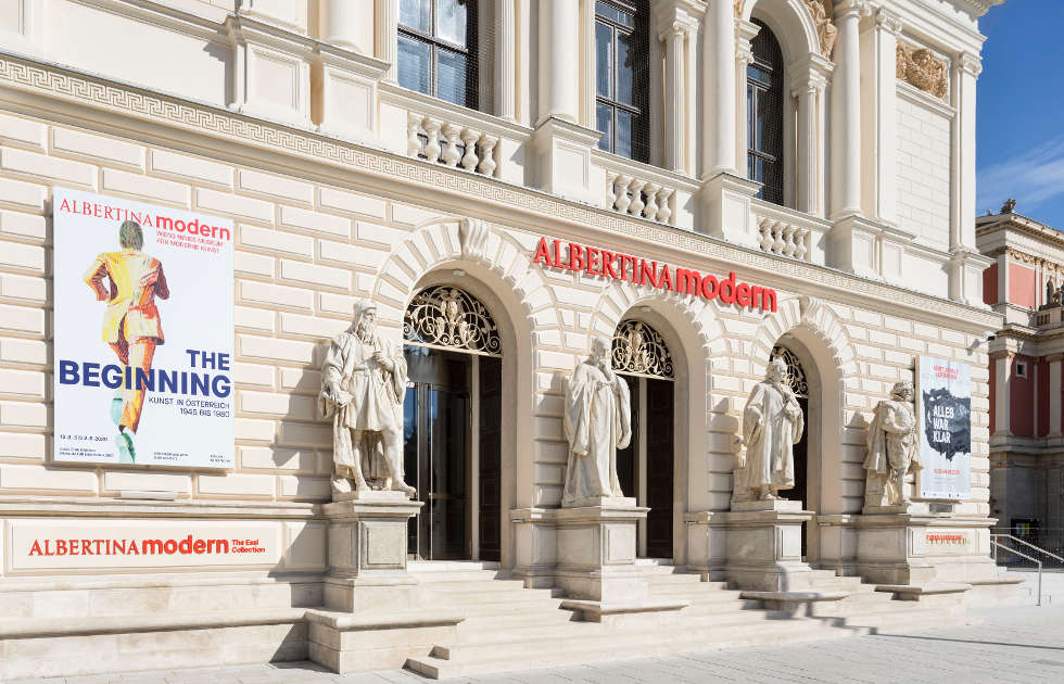Albertina modern im Künstlerhaus, Wien, Foto Rupert Steiner