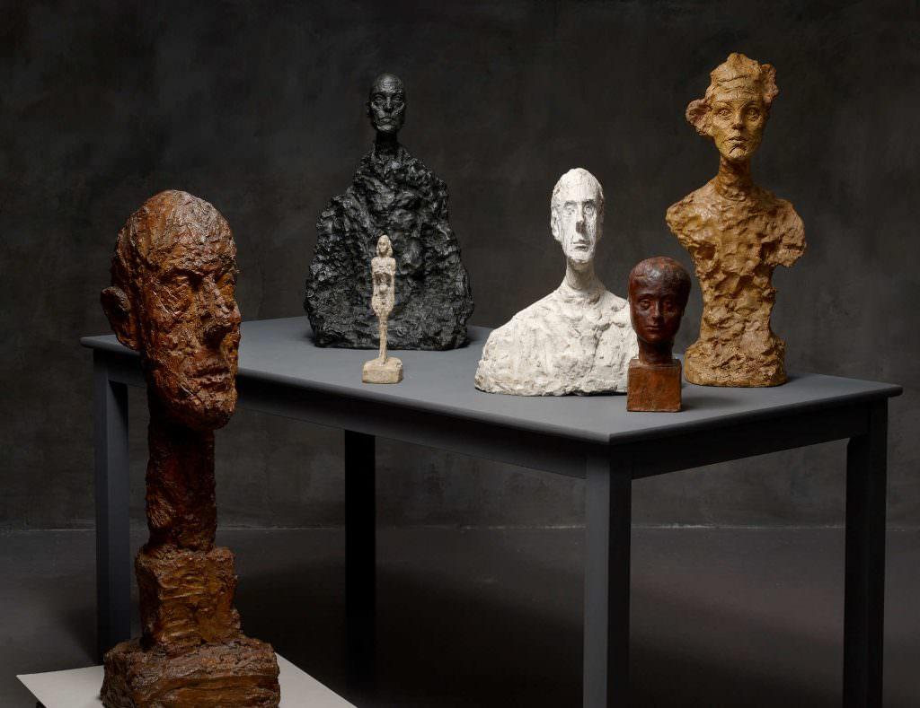 Alberto Giacometti, Werke 1914–1965 (Kunsthaus Zürich, Alberto Giacometti-Stiftung, Foto: Dominic Büttner © Succession Alberto Giacometti / 2016 ProLitteris, Zürich)
