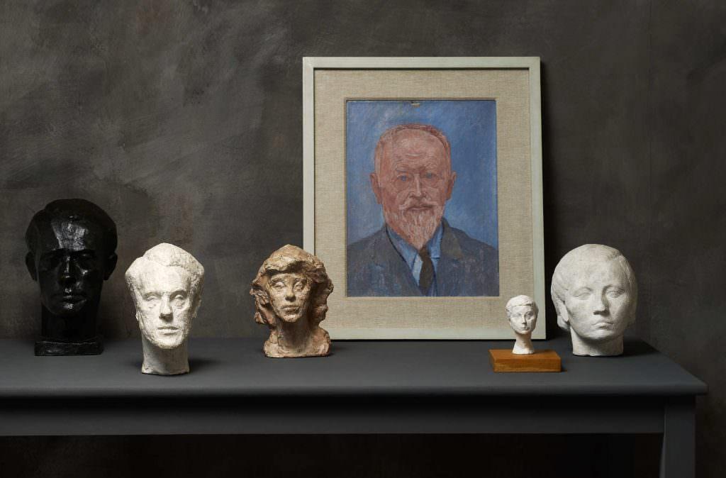 Alberto Giacometti, Werke 1924–1937 (Kunsthaus Zürich, Foto: Dominic Büttner © Succession Alberto Giacometti / 2016 ProLitteris, Zürich)