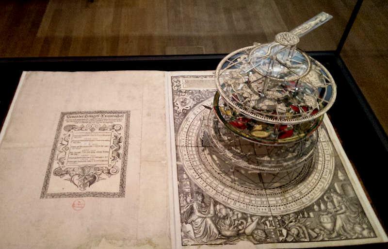 Islamische Alchemistisches Buch, Foto: Alexandra Matzner, ARTinWORDS