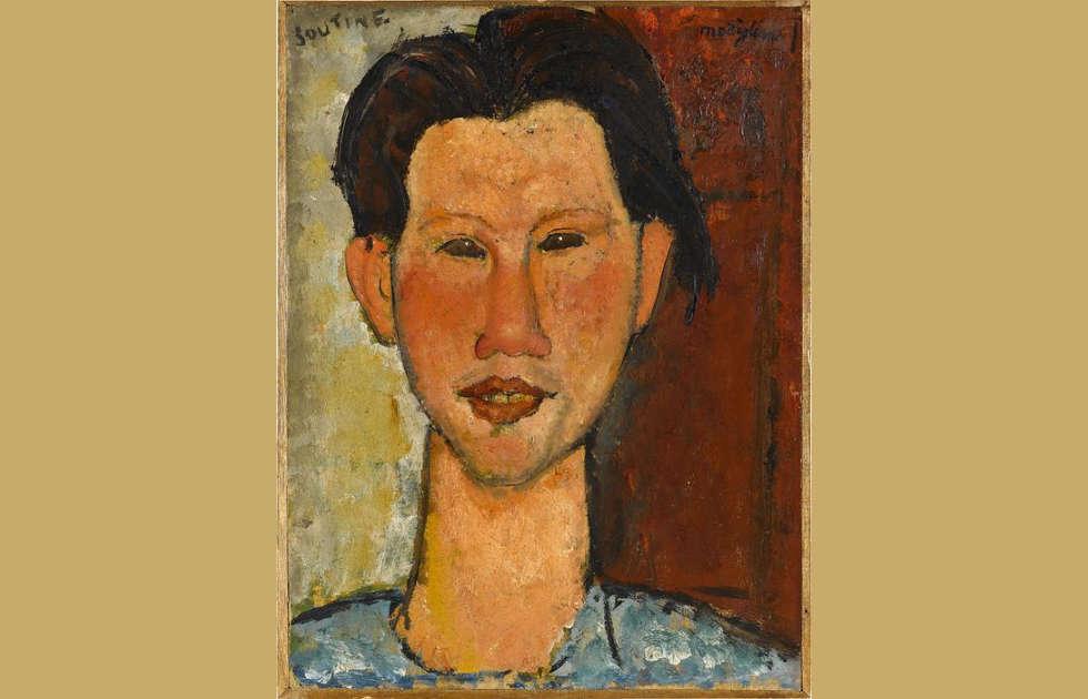 Amedeo Modigliani, Chaim Soutine
