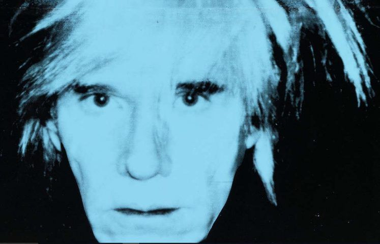 Andy Warhol, Detail
