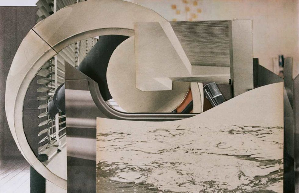 Anita Witek, Best of ... 006, 2012, Analoger C-Print auf Aluminium, gerahmt, 34 × 54 cm (Courtesy Anita Witek und l'etrangere, London © Anita Wite)