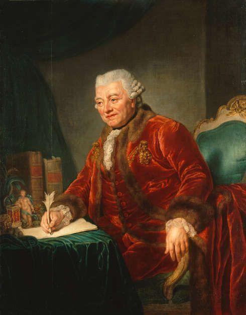 Anna Dorothea Therbusch, Christian Andreas Cothenius, 1777 (© Staatliche Museen zu Berlin, Gemäldegalerie Volker-H. Schneider)