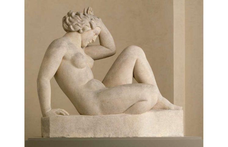 Aristide Maillol, La Montagne, 1937 (Musée d'Orsay, déposé à Lyon, Musée des Beaux-Arts, Foto © RMN-Grand Palais (musée d'Orsay) / René-Gabriel Ojeda)