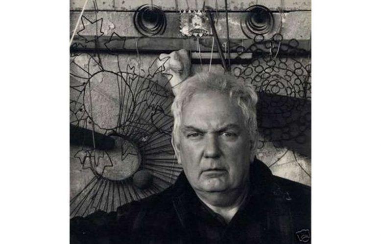 Arnold Newman, Alexander Calder