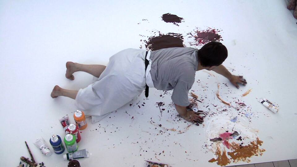 Artur Żmijewski, Blindly, 2010 (Courtesy der Künstler, Foksal Gallery Foundation, Warschau und Galerie Peter Kilchmann, Zürich)