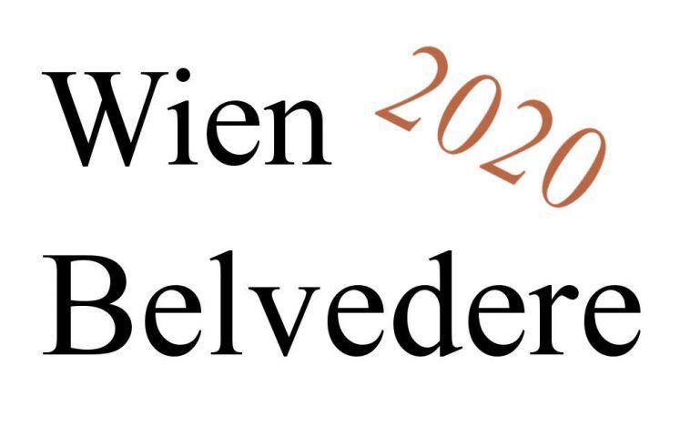 Belvedere Ausstellungen 2020