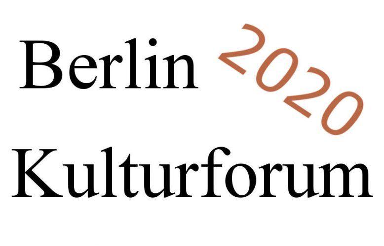 Berlin, Kulturforum, Ausstellungen 2020