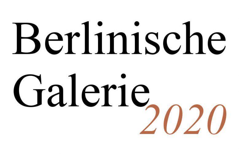 Berlinische Galerie 2020