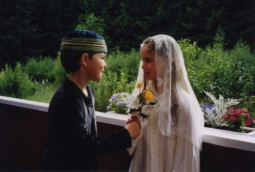 Colin und Sophie, Schweden 2005, © Birgit Danderski
