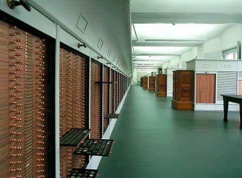 Blick in den Tresor des Münzkabinetts, © Münzkabinett – Staatliche Museen zu Berlin / Monika Fielitz