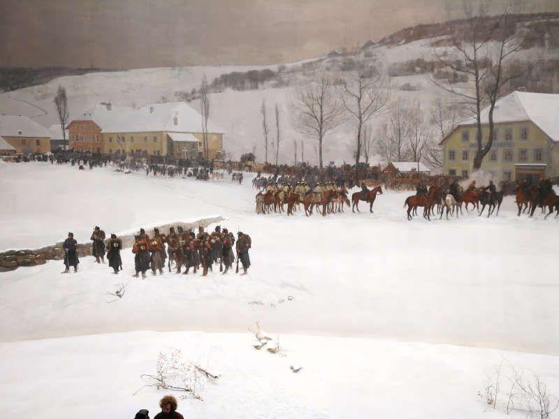 Bourbaki-Panorama (6), 1881 (Bourbaki-Museum, Luzern)