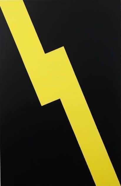 Carmen Herrera, Saturday, 1978, Acryl auf Leinwand, 162,6 x 106,7 cm (© Carmen Herrera, Courtesy Lisson Gallery, Foto: © Kunstsammlung NRW)