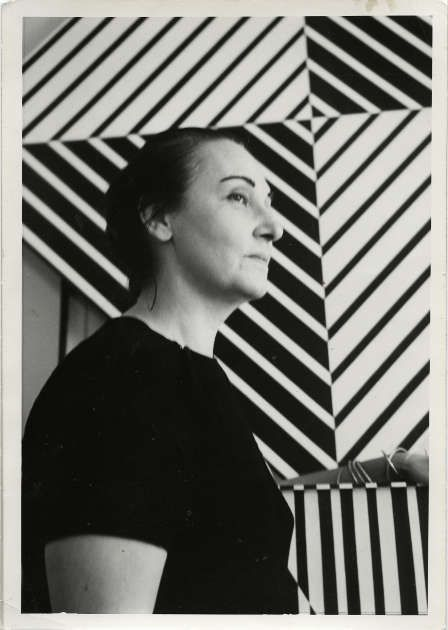 Ralph Llerena, Carmen Herrera, ca. 1961, Foto: © Kunstsammlung NRW