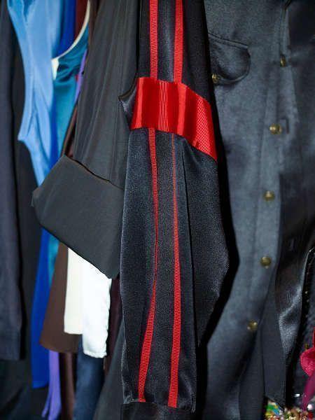 Catherine Opie, Untitled #13 (Elizabeth Taylor's Closet), 2012