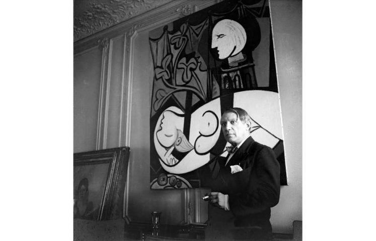 Cecil Beaton, Pablo Picasso, rue La Boétie, Paris, 1933 © The Cecil Beaton Studio Archive at Sothenby's
