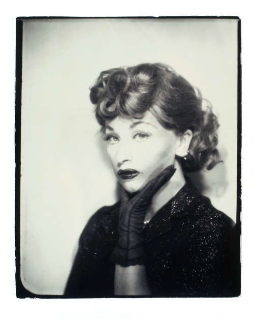 Cindy Sherman, Untitled (Lucy), 1975/2001, Silbergelatineabzug © Cindy Sherman / Courtesy of Metro Pictures, New York, SAMMLUNG VERBUND, Wien