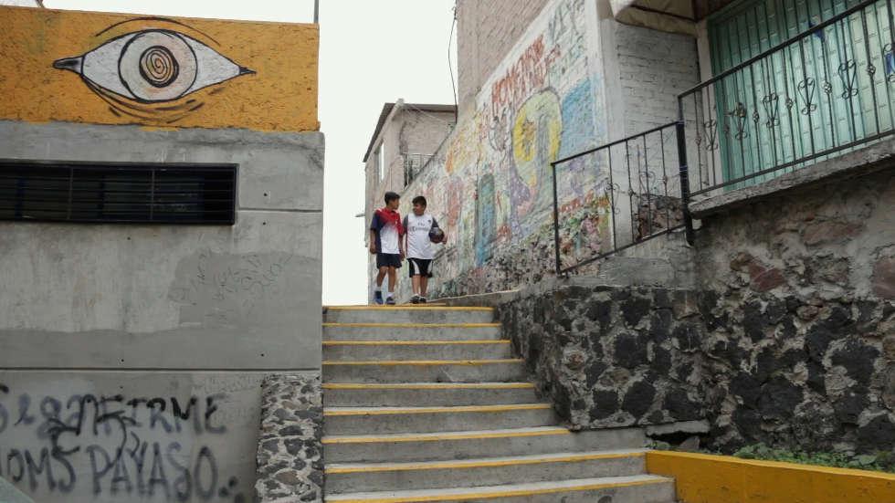 "Filmstill aus ""Ciudad Grande"" © Adam Wiseman"