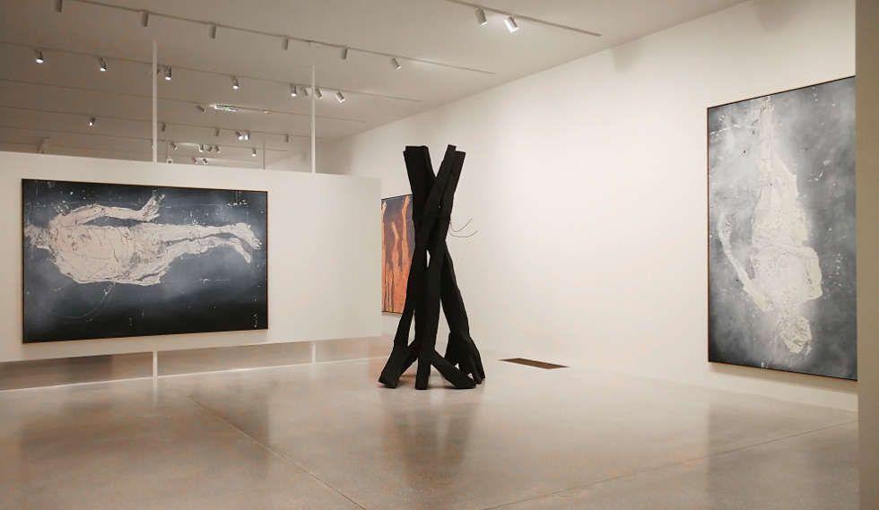 Corpus Baselitz, Musee Unterlinden 2018, Ausstellungsansicht, Foto (c) Alexandra Matzner, ARTinWORDS