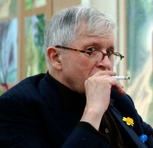 David Hockney, März 2011 © David Hockney, Photo Credit: Jean-Pierre Goncalves de Lima