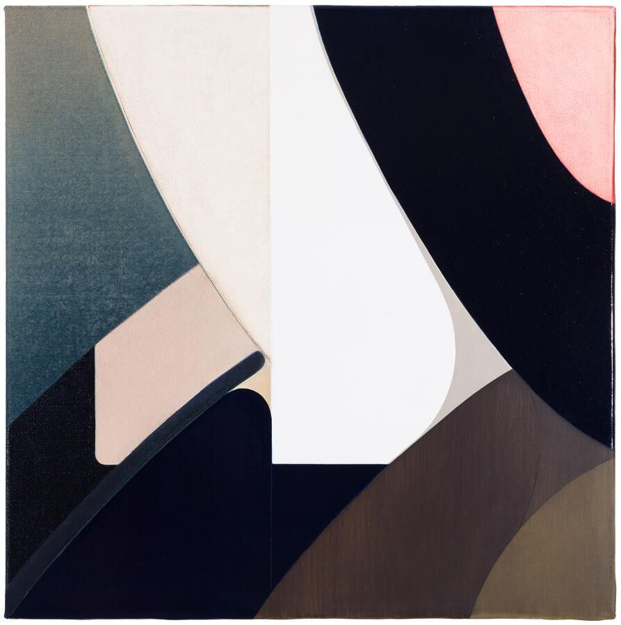 Svenja Deininger, Untitled, 2016, Öl auf Leinwand. Courtesy Galerie Martin Janda, Wien