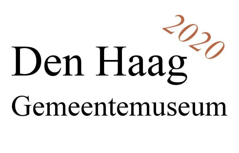 Den Haag, Gemeentemuseum, Ausstellungen 2020