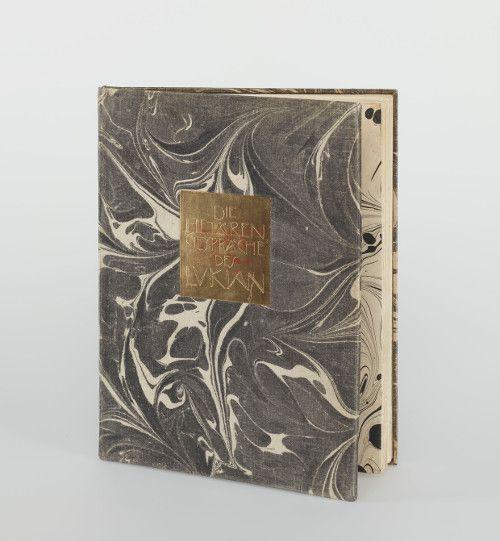 Die Hetärengespräche des Lukian, Edition A, 1907 (Privatbesitz, © Belvedere, Wien)