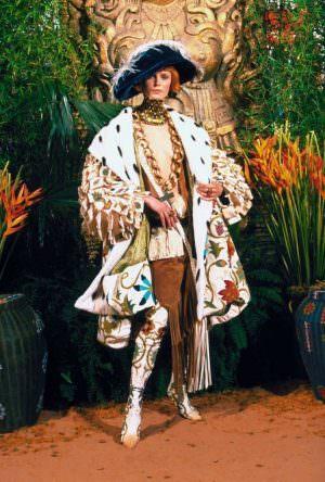 Dior / John Galliano Haute Couture, Herbst/Winter 1998–1999 © Guy Marineau
