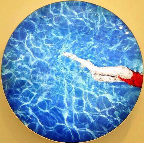 Doug Aitken bei 303 Gallery © Künstler und Galerie, Foto: Eva Pakisch