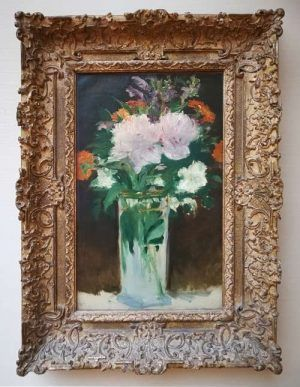 Edouard Manet, Stillleben mit Blumen, 1882 (Oskar Reinhart)