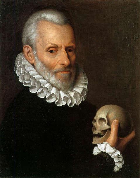 Fede Galizia, Porträt eines Arztes, um 1600–1605