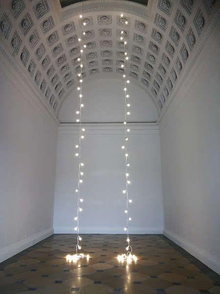 Felix González-Torres, Untitled (Lovers - Paris), 1993, Installationsansicht Theseustempel 2018, Foto: Alexandra Matzner, ARTinWORDS.