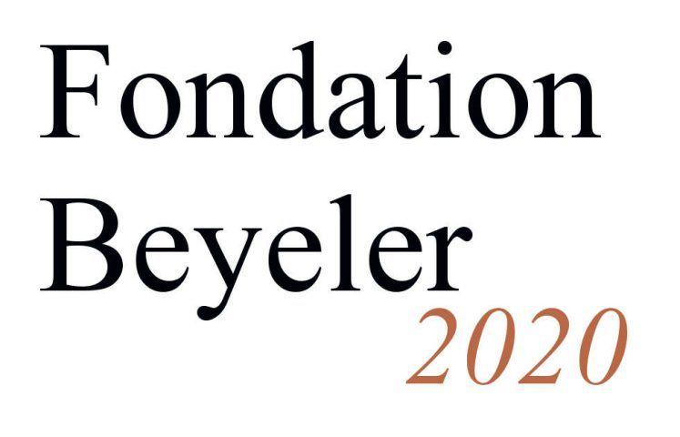 Fondation Beyeler Ausstellungen 2020