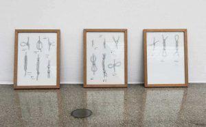 Francis Alÿs, Knoten, Installationsansicht, Secession, Wien © Francis Alÿs, Foto: Alexandra Matzner.