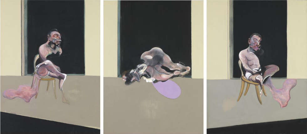 Francis Bacon, Triptych August 1972 (Tate Modern, London)