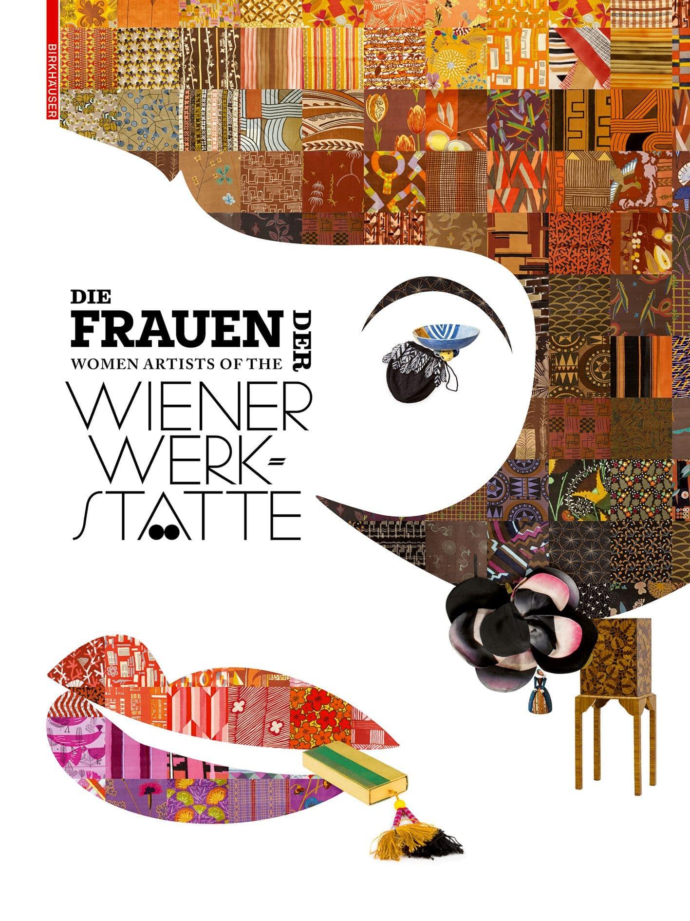 Frauen der Wiener Werkstätte, Cover