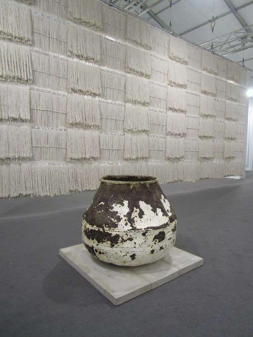 Galeria Luisa Strina, Sao Paulo (Standpreis) © Künstler und Galerie, Foto: Eva Pakisch