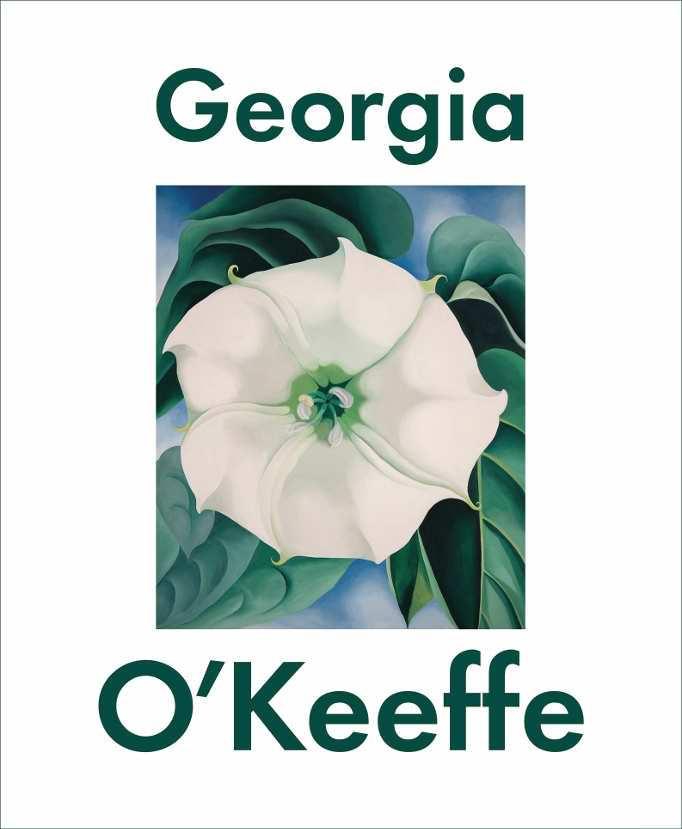 Georgia O'Keeffe Katalog (Prestel)