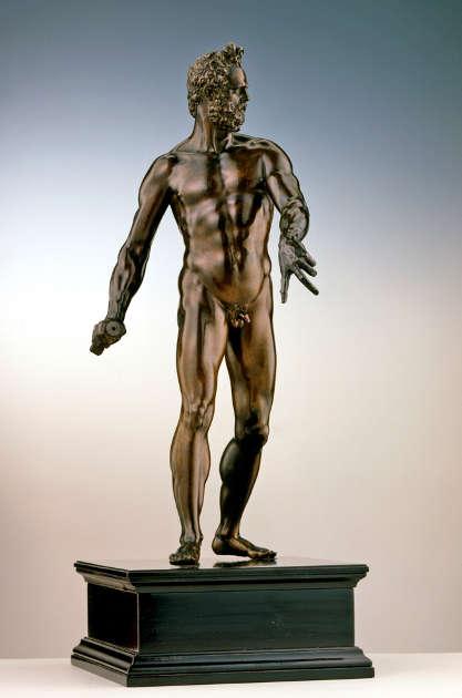 Giambologna, Dresdner Mars, 1587, Bronze (© Gemäldegalerie Alte Meister, Staatliche Kunstsammlungen Dresden)